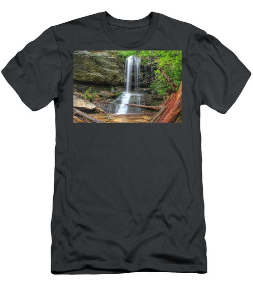 Window Falls Men's T-Shirt (Athletic Fit)