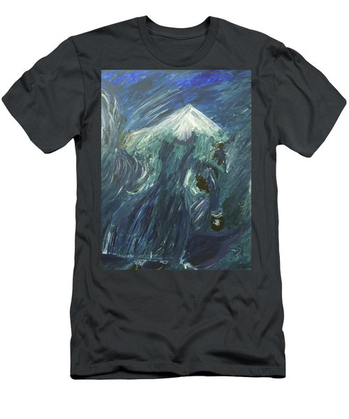 Winds Of Love Men's T-Shirt (Athletic Fit)
