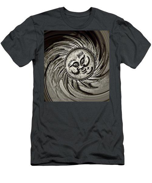 Windy Sun  Men's T-Shirt (Athletic Fit)