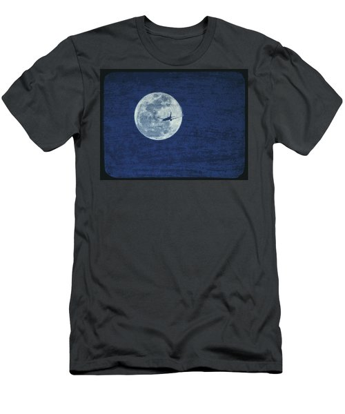 Men's T-Shirt (Slim Fit) featuring the photograph Wings by J Anthony