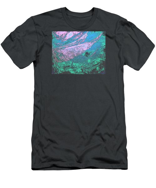 Wings Of Love Men's T-Shirt (Athletic Fit)