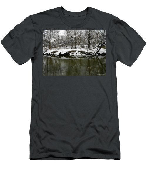 Winter Forest Series 2 Men's T-Shirt (Athletic Fit)