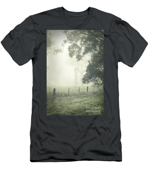 Winter Morning Londrigan 9 Men's T-Shirt (Athletic Fit)