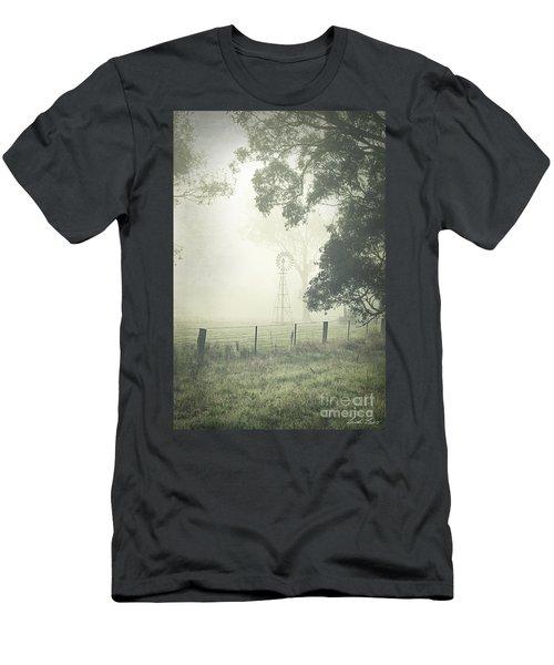 Winter Morning Londrigan 9 Men's T-Shirt (Athletic Fit)