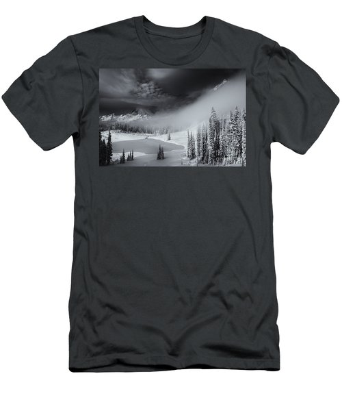 Winter Storm Clears Men's T-Shirt (Athletic Fit)