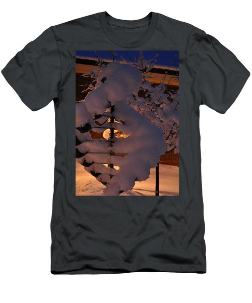 Winter Whirligig Men's T-Shirt (Athletic Fit)