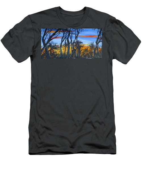 Wisconsin Creek Spooks Men's T-Shirt (Athletic Fit)