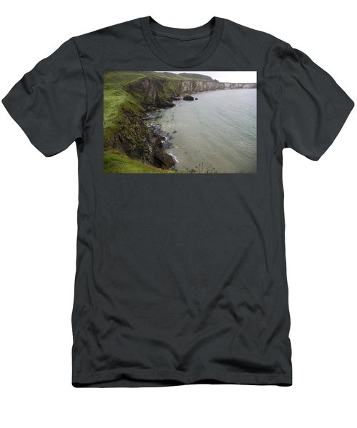 Wishes From The Sea Northern Ireland Men's T-Shirt (Athletic Fit)