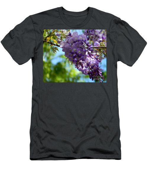 Wisteria Men's T-Shirt (Athletic Fit)