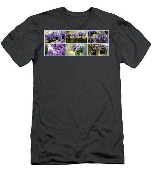 Wisteria Collection Men's T-Shirt (Athletic Fit)