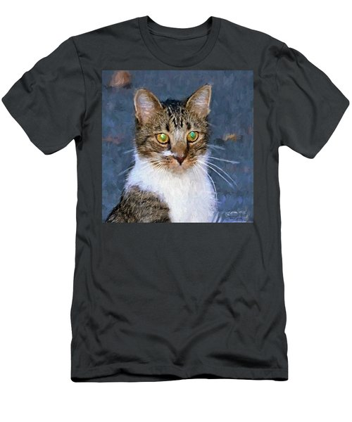 With Eyes On Men's T-Shirt (Athletic Fit)