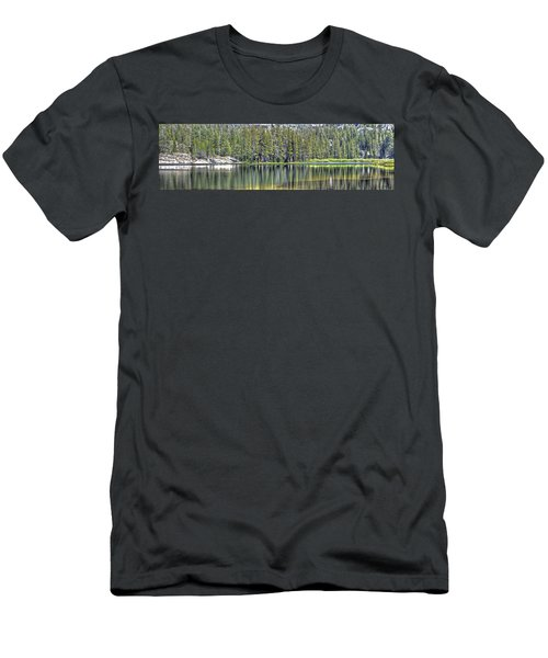 Woods Lake 4 Men's T-Shirt (Athletic Fit)
