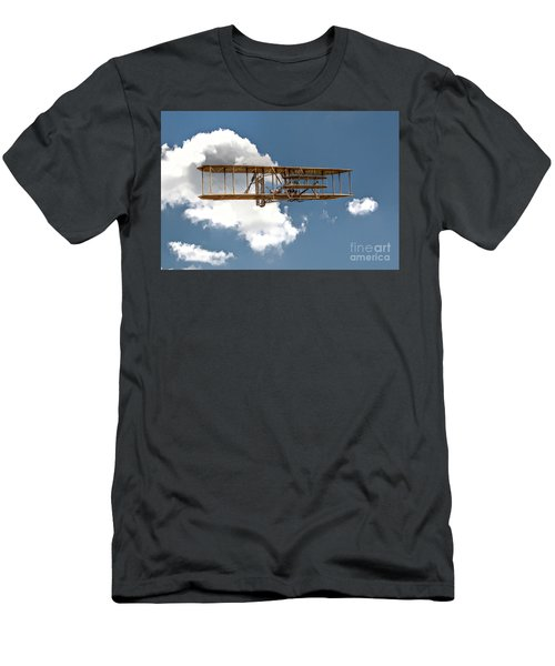 Wright Brothers First Flight Men's T-Shirt (Athletic Fit)