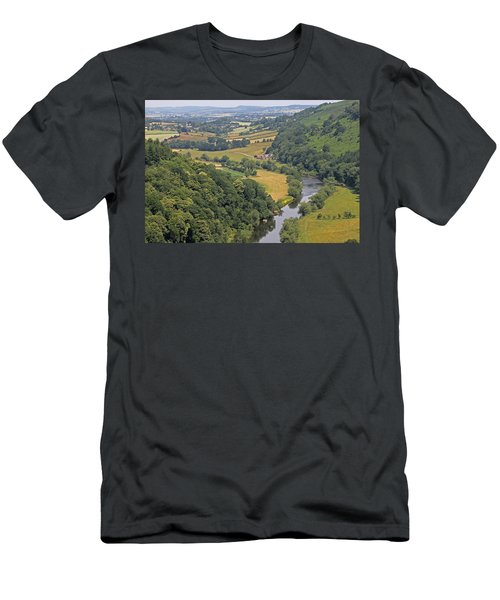 Wye Valley Men's T-Shirt (Athletic Fit)