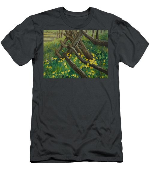 Wyoming Summer Men's T-Shirt (Athletic Fit)