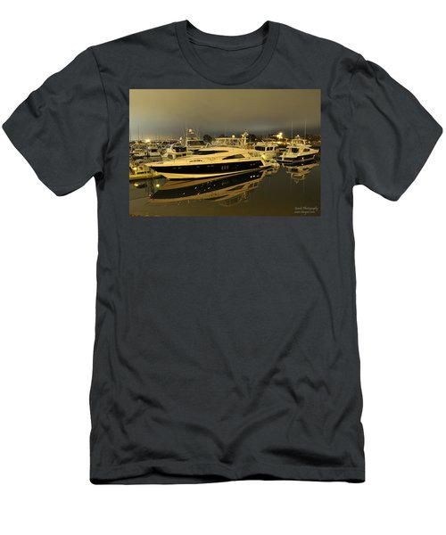 Yacht  Men's T-Shirt (Athletic Fit)
