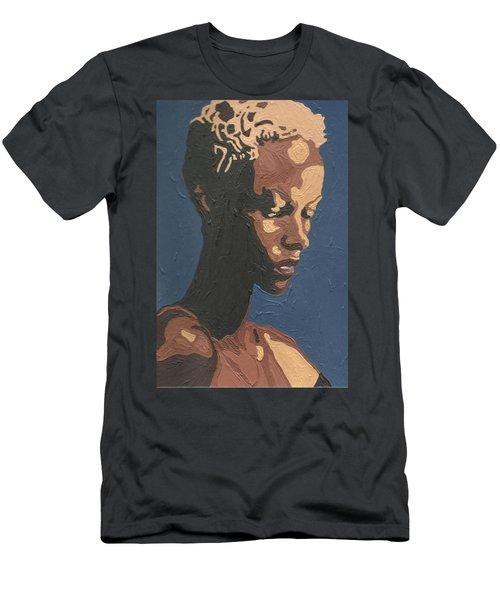 Yasmin Warsame Men's T-Shirt (Athletic Fit)