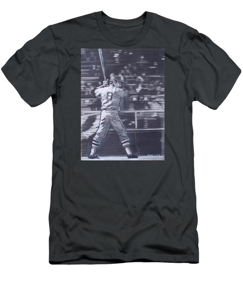 Yaz - Carl Yastrzemski Men's T-Shirt (Slim Fit) by Sean Connolly