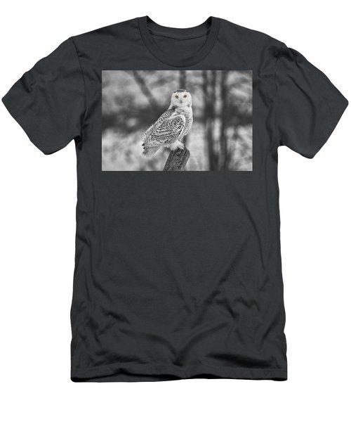 Yellow Eyes Men's T-Shirt (Athletic Fit)