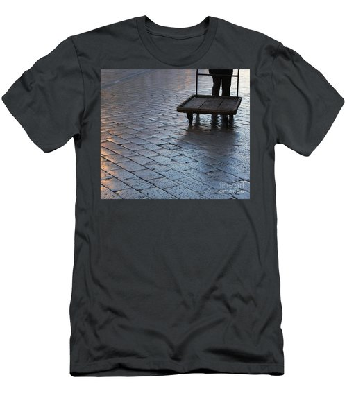 Men's T-Shirt (Slim Fit) featuring the photograph Colors Of Light by Andy Prendy