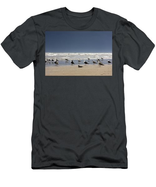 East Riding, Yorkshire, England Terns Men's T-Shirt (Athletic Fit)