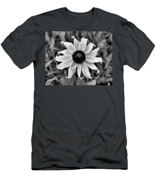 Men's T-Shirt (Slim Fit) featuring the photograph Flower by Brian Hughes