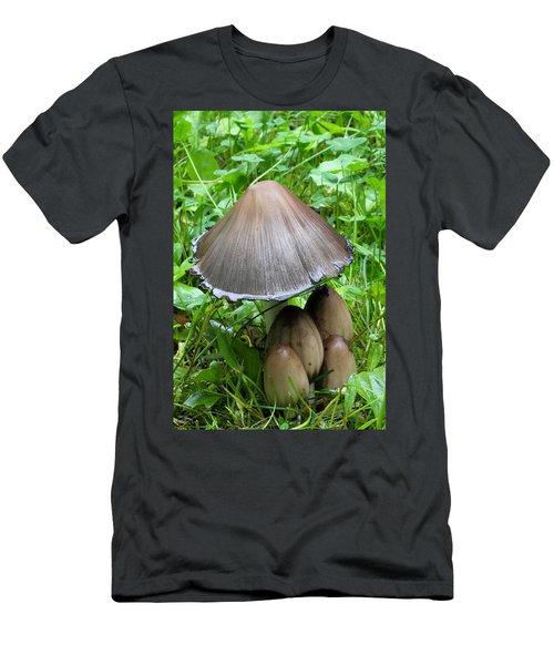 Inky Caps Men's T-Shirt (Athletic Fit)
