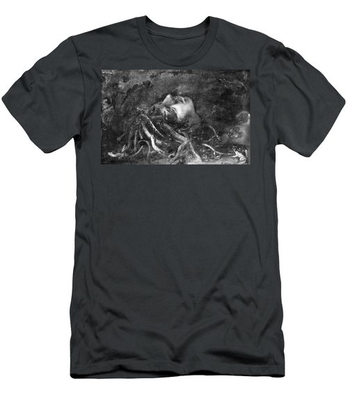 Mythology: Medusa Men's T-Shirt (Athletic Fit)