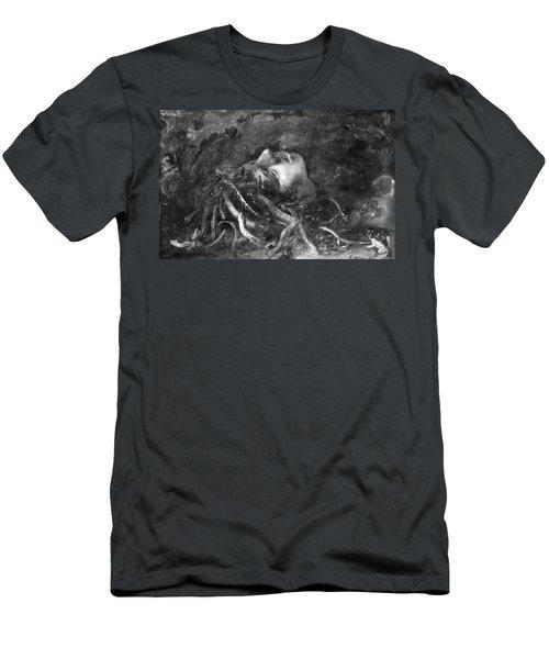 Mythology: Medusa Men's T-Shirt (Slim Fit) by Granger