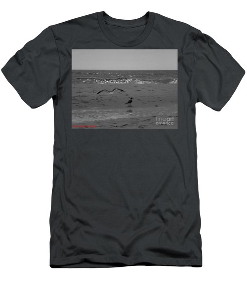 Navarre Beach Men's T-Shirt (Athletic Fit)
