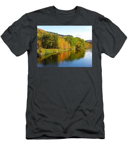 Painted Brook Men's T-Shirt (Athletic Fit)