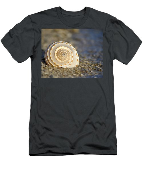Resonance Of The Sea Men's T-Shirt (Athletic Fit)
