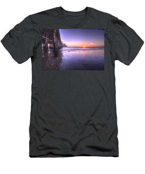 Serene Sunset Men's T-Shirt (Athletic Fit)