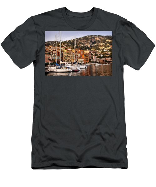Villefranche-sur-mer  Men's T-Shirt (Athletic Fit)