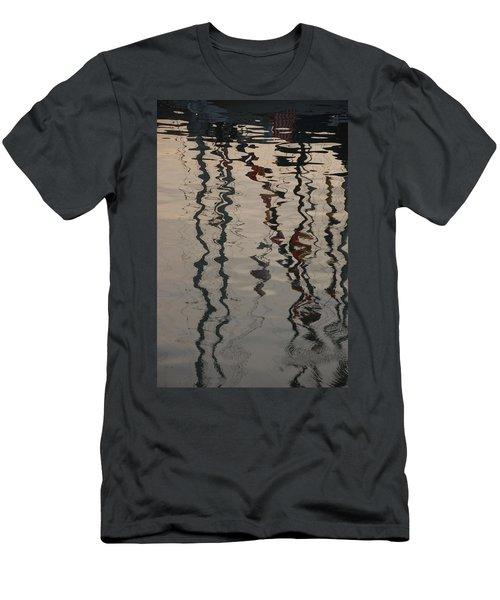 Port Huron To Mackinac Race Men's T-Shirt (Athletic Fit)