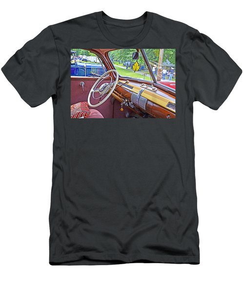 1941 Ford Dash Men's T-Shirt (Athletic Fit)