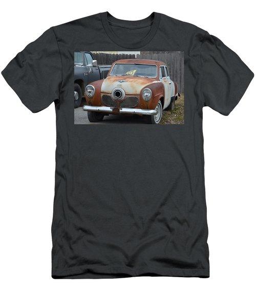 1951 Studebaker Men's T-Shirt (Slim Fit) by Randy J Heath