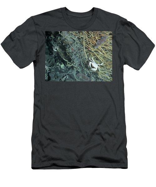 Hydrothermal Vent Community Men's T-Shirt (Athletic Fit)