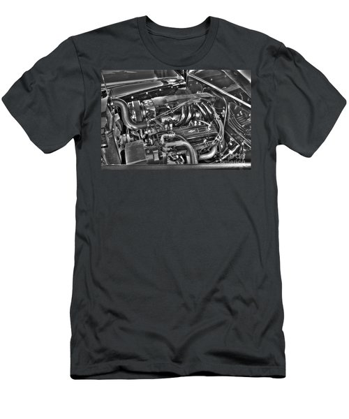 48 Chevy Block Men's T-Shirt (Athletic Fit)