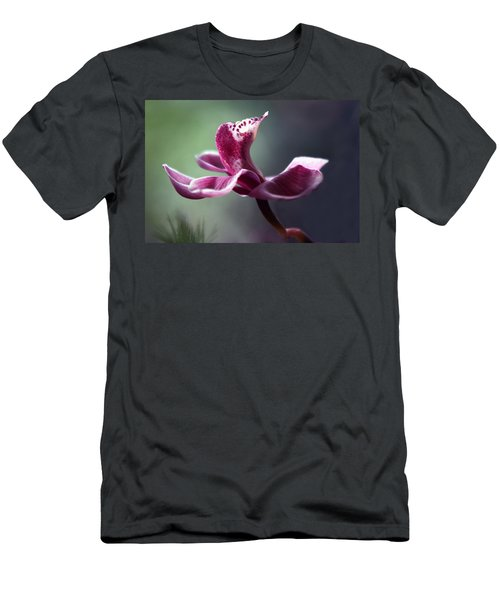 Men's T-Shirt (Slim Fit) featuring the photograph A Cup Of Ambrosia by Marion Cullen