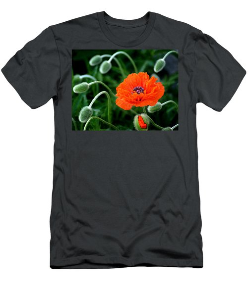A Flower In Medusa's Hair Men's T-Shirt (Athletic Fit)