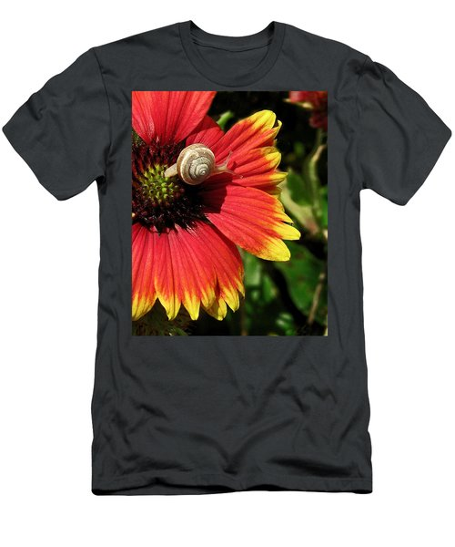 A Snail's Pace Men's T-Shirt (Athletic Fit)