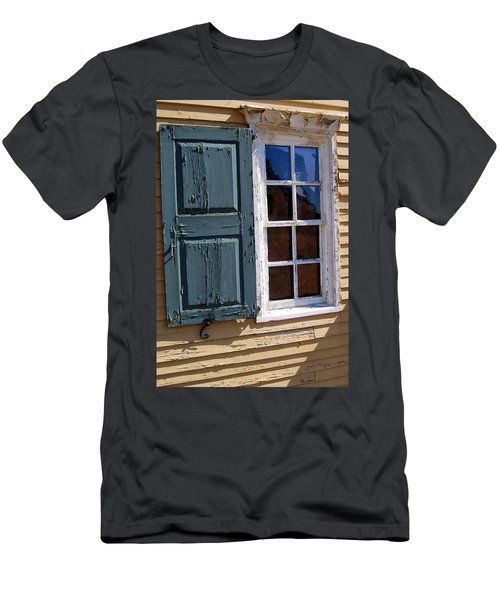 A Window Into The Past Wipp Men's T-Shirt (Athletic Fit)