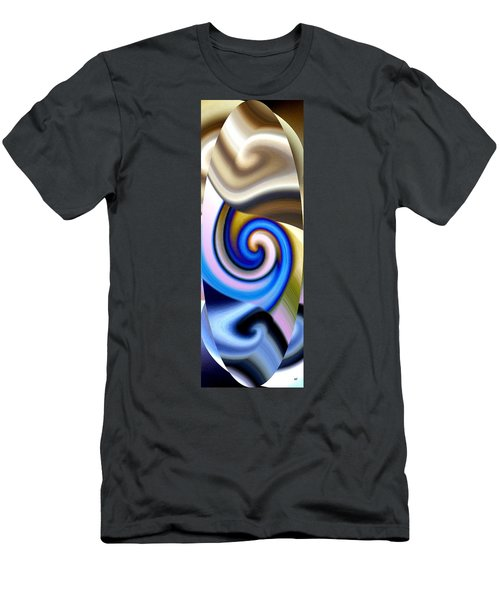 Abstract Fusion 114 Men's T-Shirt (Athletic Fit)