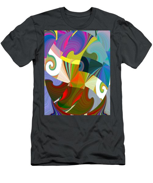 Abstract Fusion 24 Men's T-Shirt (Athletic Fit)