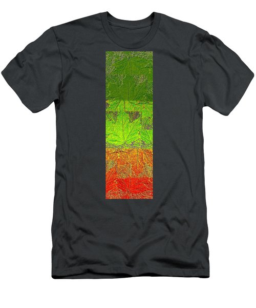 Abstract Fusion 38 Men's T-Shirt (Athletic Fit)