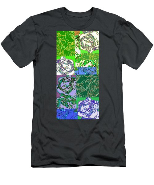 Abstract Fusion 42 Men's T-Shirt (Athletic Fit)