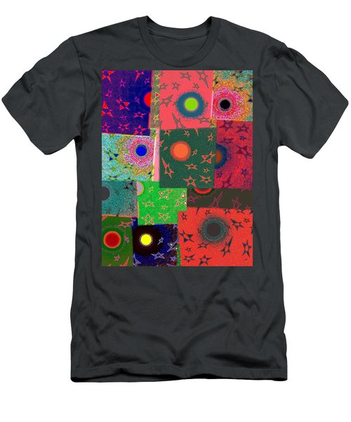 Abstract Fusion 79 Men's T-Shirt (Athletic Fit)