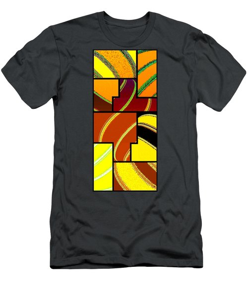 Abstract Fusion 92 Men's T-Shirt (Athletic Fit)