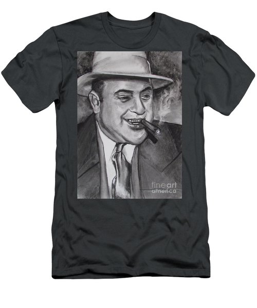 Al Capone 0g Scarface Men's T-Shirt (Athletic Fit)